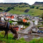 Agriculture communautaire en Équateur