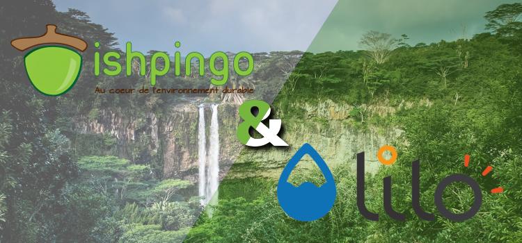 Supportez Ishpingo grâce au moteur de recherche Lilo