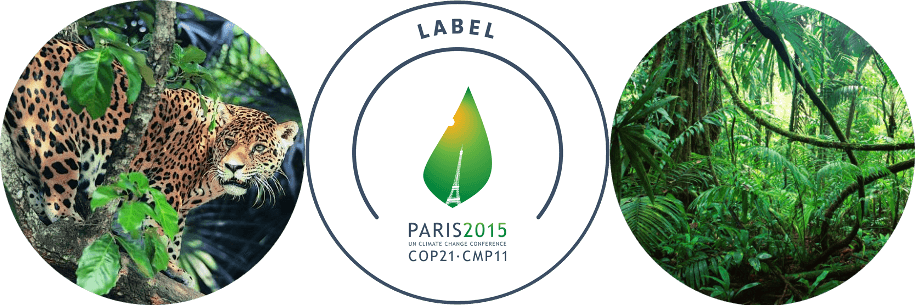 Ishpingo got the COP21 label