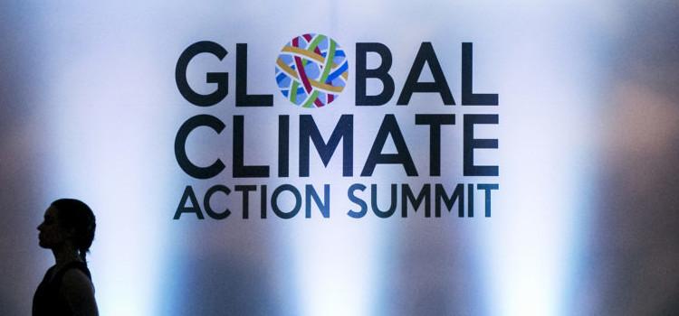 Sommet International de l'Action pour le Climat de San Francisco