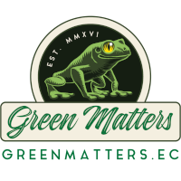 Logo of Green Matters