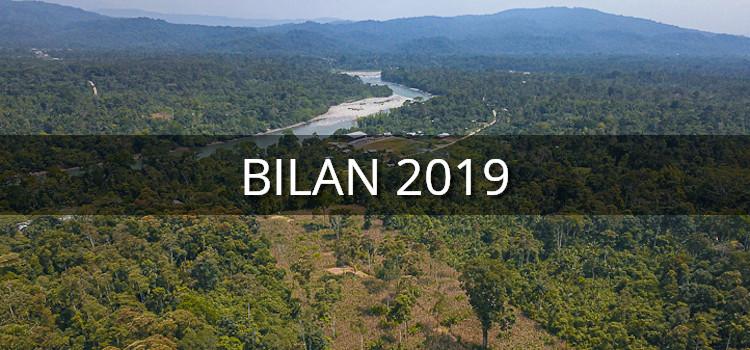 Bilan 2019 des activités d'Ishpingo
